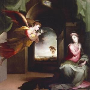 Beccafumi-Annunciazione