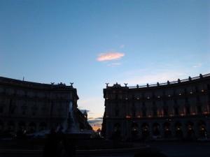 Specchio Romano
