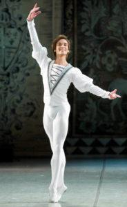 Friedemann Vogel ne Il lago dei Lago dei  cigni®Mikhailovsky Theatre St. Petersburg